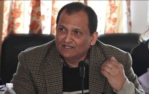 Man accusing Gokul Baskota of commission deal says he'll show video of conversation