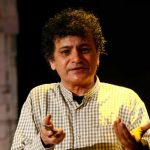 Sanjeev Uprety: Can't share Padmashree Literature Award stage with Prashrit