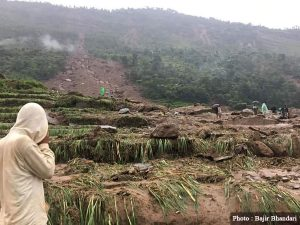 Sindhupalchok landslides: Death toll hits 9