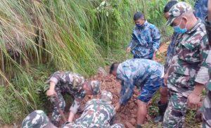 Gulmi landslide kills 2