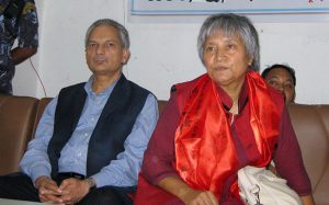 Bhattarai, Yami test positive for coronavirus