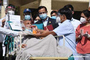Dr Govinda KC ends hunger strike