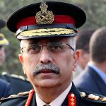 Nepal president to confer Nepal Army's honorary general rank on Indian Army chief on Nov 5