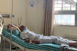 Dr KC's health deteriorates, put on oxygen support