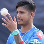 Sandeep Lamichhane is the ICC Player of the Month for September 2021