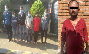 Kathmandu police arrest 7 for IPL betting