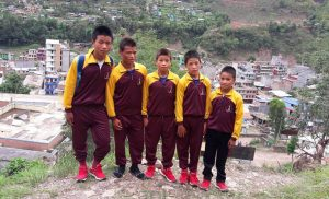 After torture, 39 Nepali kids return from Indian school