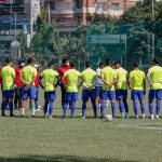 Nepal footballers playing first game after seven months today