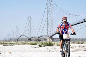 Pushkar Shah leading Mahakali-Mechi cycle tour to  revive Nepal tourism