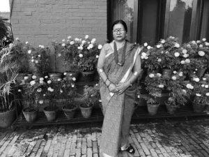 Krishna Bahadur Mahara's wife dies of Covid-19