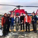 On a mission to climb Ama Dablam, Qatari royal reaches base camp