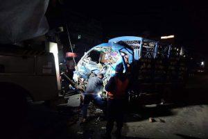 3 killed in Kathmandu truck collision