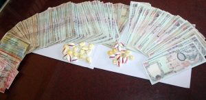 Former minister arrested at gambling den with Rs 153,000 cash released on Rs 3,000 bail