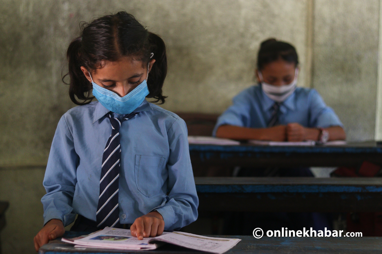 quality education in nepal classrooms