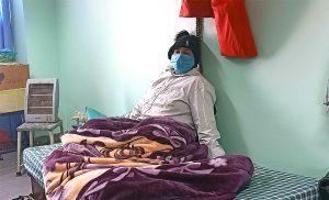 Ganga Maya Adhikari starts another round of hunger strike