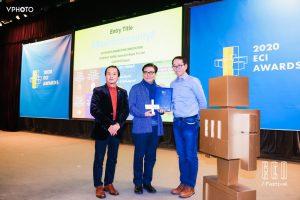 Nepali ad agency bags international award