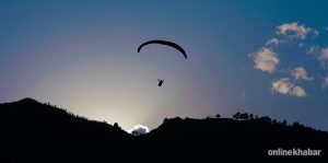 Pokhara paraglider fall: Probe says pilot tried to pick flower for his client