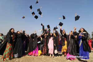 Only 83 students will attend TU convocation next week