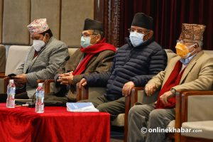 NCP's Dahal-Nepal faction elects Dahal PP leader