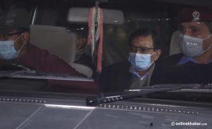 Baluwatar land scam: Court sends former CIAA chief Deep Basnyat to judicial custody