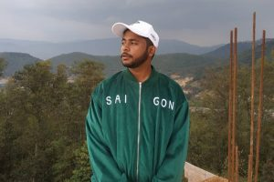Uniq Poet made a name for himself in Nepal's hip-hop. Now, he wants to do more