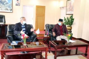 Israel willing to support Nepal in forestry