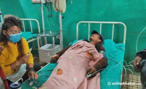 Minister Prabhu Sah accused of hit and run