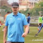 Johan Kalin as a coach couldn't give Nepal football wins but says he had a vision for the field