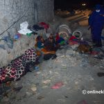 NGO 'rescues' 40 homeless from Kathmandu streets