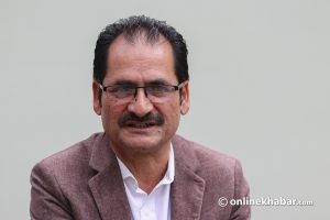 PM Oli and Biplav are on the same page about nationalism: Thapa