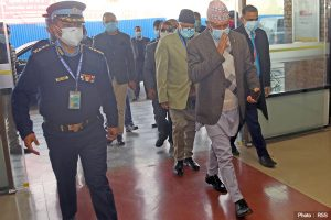 Nepal's foreign affairs minister is in India for 3 days. Here's his visit schedule