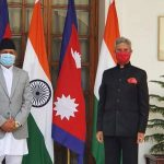 Nepal, India foreign affairs ministers hold formal meeting before Joint Commission's event