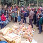 NGO provides relief as Birgunj folks struggle to come out of lockdown impact