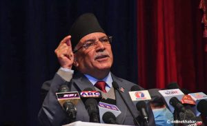PM Oli dissolved House at India's behest, claims Dahal