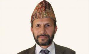 CIAA commissioner Joshi resigns 'protesting Rai's appointment'