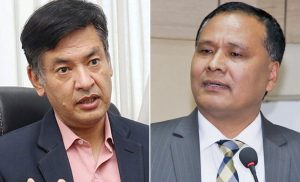 Govt didn't appoint Kul Man Ghising citing the need for a fresh competition but picked Shakya without one