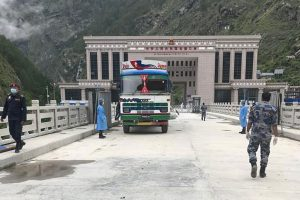 Rasuwagadhi border continues to be closed despite Foreign Affairs Ministry's assurance