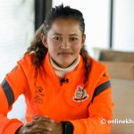Saru Limbu began playing football barefoot. Today, she has a bigger dream for her nation