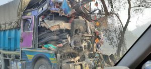 2 killed in Dhading truck accident