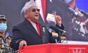 PM Oli's 4 false claims in 2 recent speeches