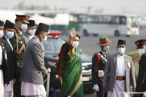 Nepal, Bangladesh to sign at least 4 deals during President Bhandari's Dhaka sojourn
