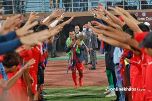 A review of Biraj Maharjan, Nepal's most successful football captain's career