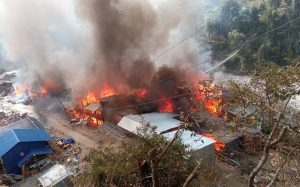 Taplejung fire: Central, provincial govts urged to extend support for relief