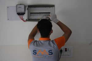 Sajilo Marmat Sewa: Young men's college assignment turns into enterprise