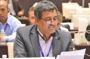 Ramesh Badal replaces Kharel as attorney general