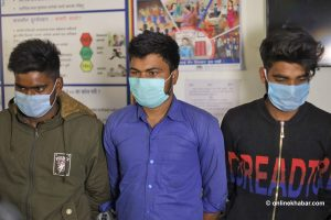 3 arrested for murder in Kathmandu