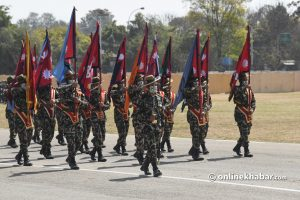 Nepal Army Day marked with special function in Kathmandu