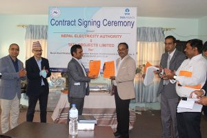 Authority contracts Indian company to improve Province 2 electricity system