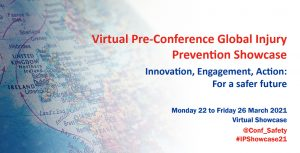 Nepali researchers strengthen their presence in Global Injury Prevention Showcase 2021
