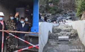 After decades, Melamchi water arrives at Kathmandu's treatment plant as deadline nears